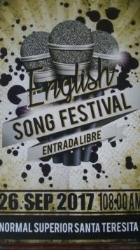 The English Song Festival